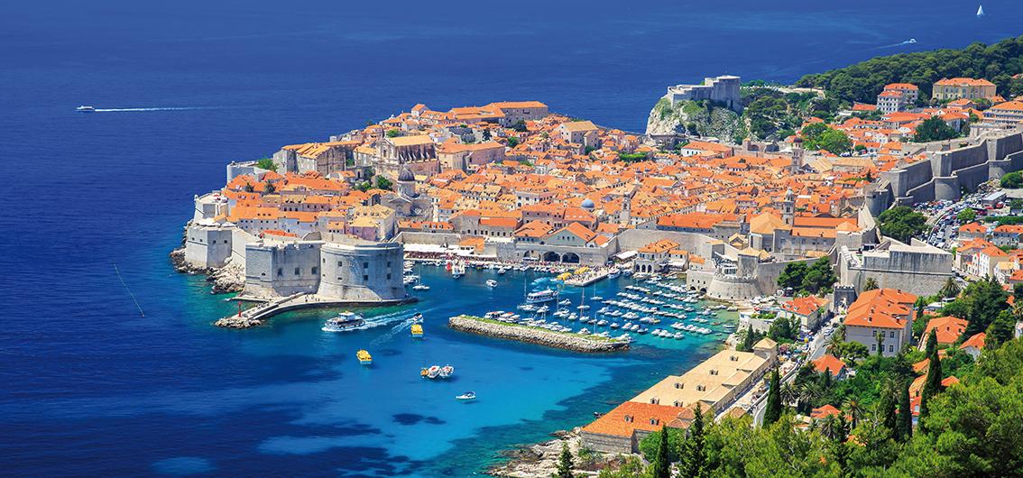 Reise in Kroatien, Dubrovnik – Perle der Adria