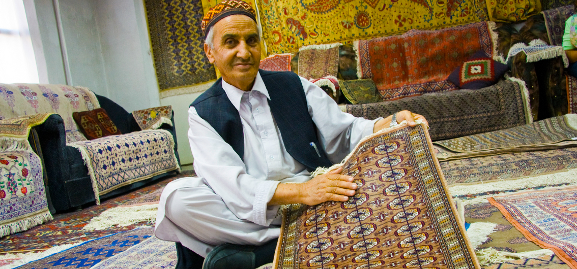 Day 7.  Samarkand and Traditional Craftsmanship