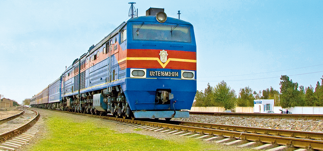 Sonderzugreise Registan: Almaty - Aschgabat