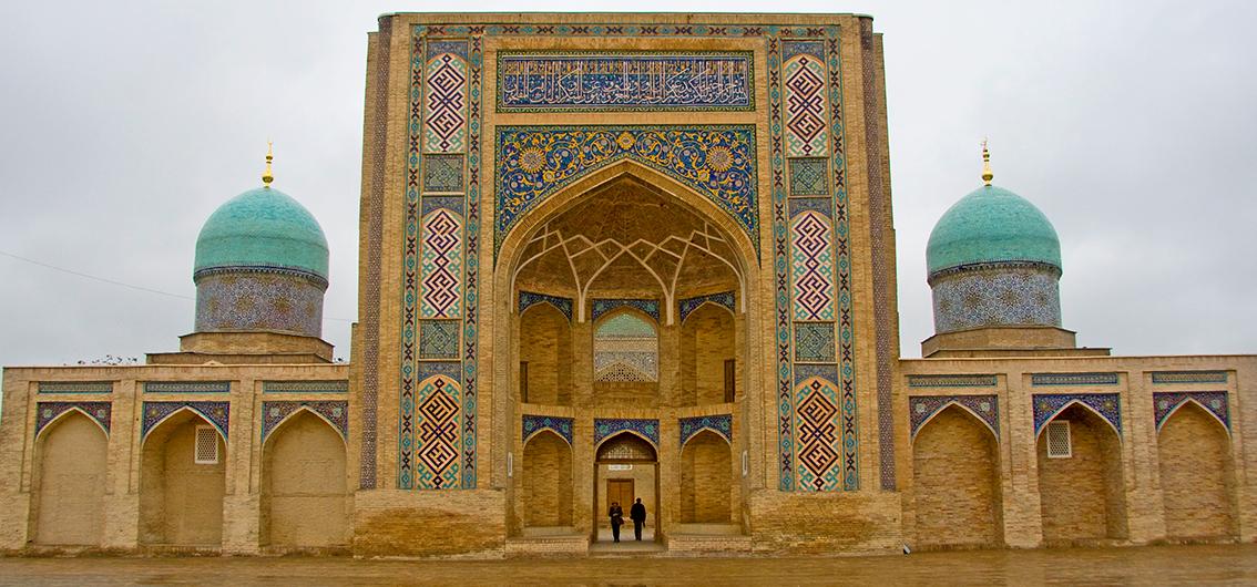 Day 11  Tashkent, the Green Oasis