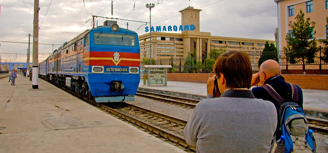 Day 8.  Farewell, Samarkand!