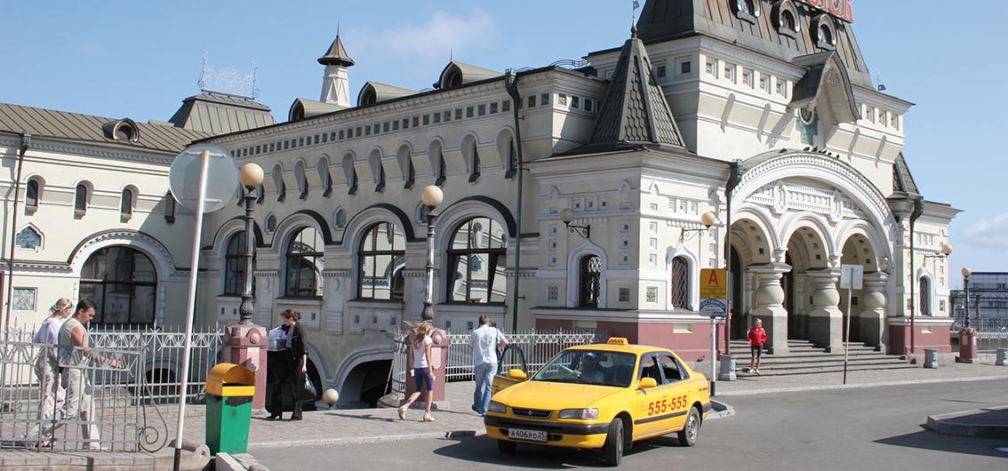Transsib individuell: Moskau - Wladiwostok