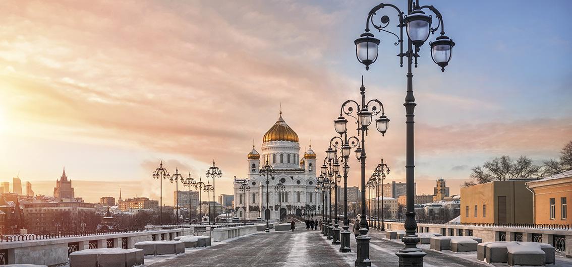 Transsib intensiv: Moskau - Wladiwostok