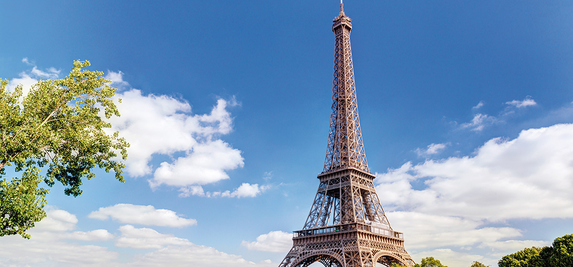 Reise in Frankreich, Paris - Frankreich