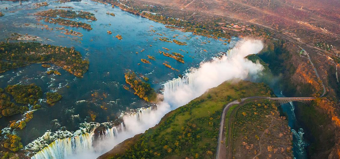 Reise in Mosambik, Von den Viktoriafällen bis zum Indischen Ozean (2021/2022)