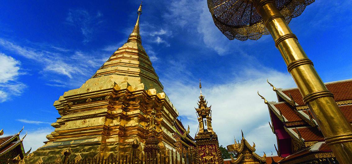 Reise in Thailand, Von Chiang Mai bis Chiang Rai (2020/2021/2022)