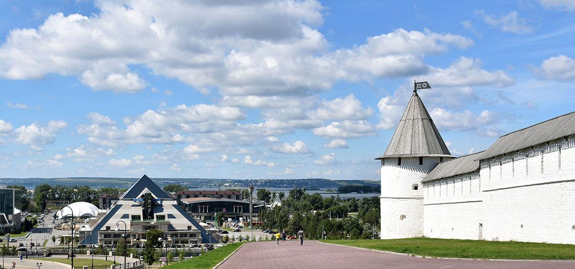 Day 13.  Kazan, Sports Capital of Russia
