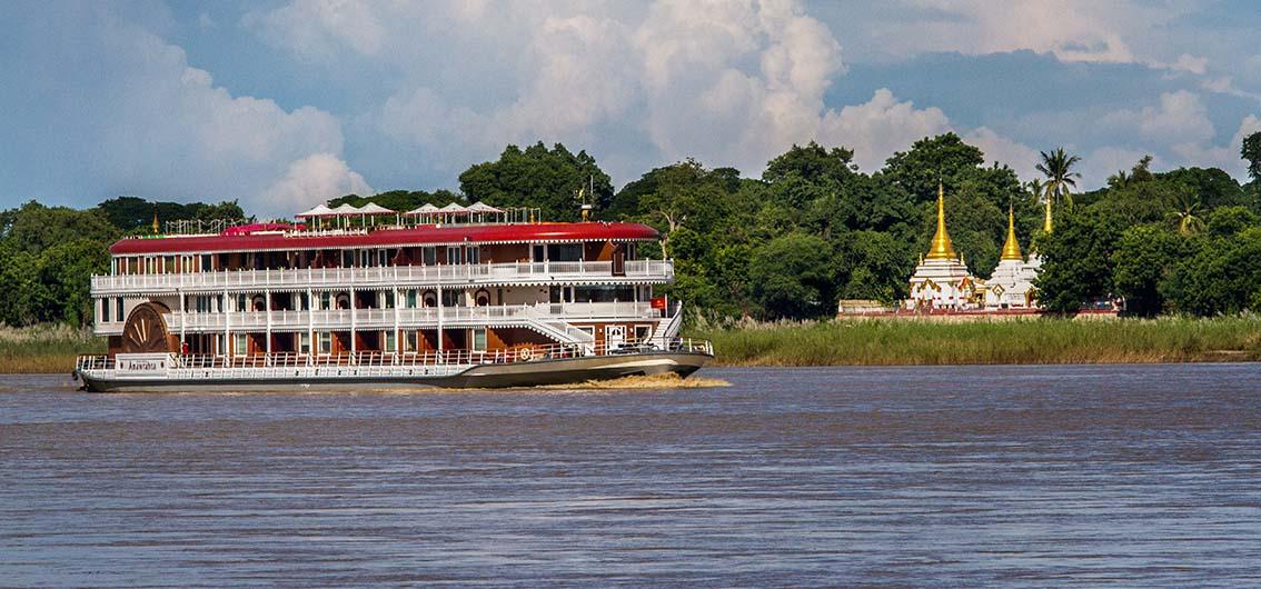 Reise in Myanmar, Zeitreise auf Myanmars legendärem Strom (2020/2021)