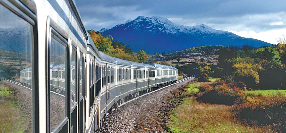 Reise in Spanien, Costa Verde Express