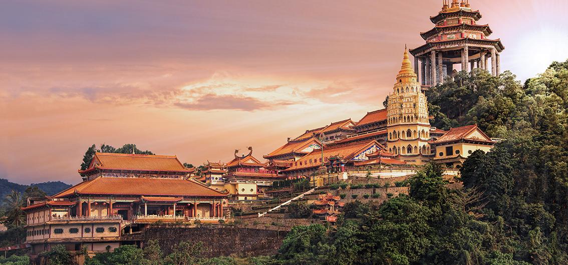 Reise in Malaysia, Malaysia