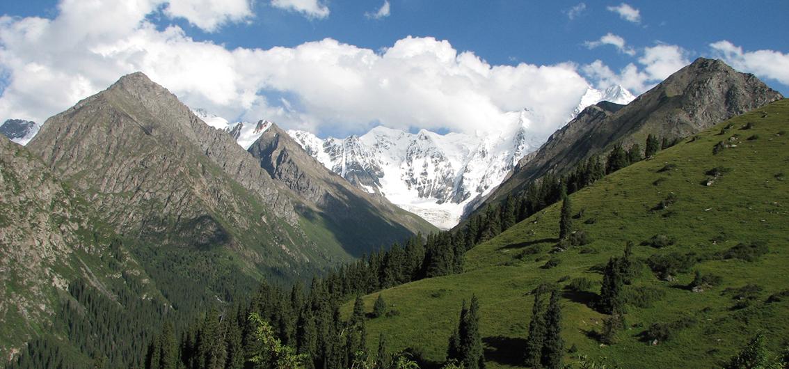 Kirgistan aktiv