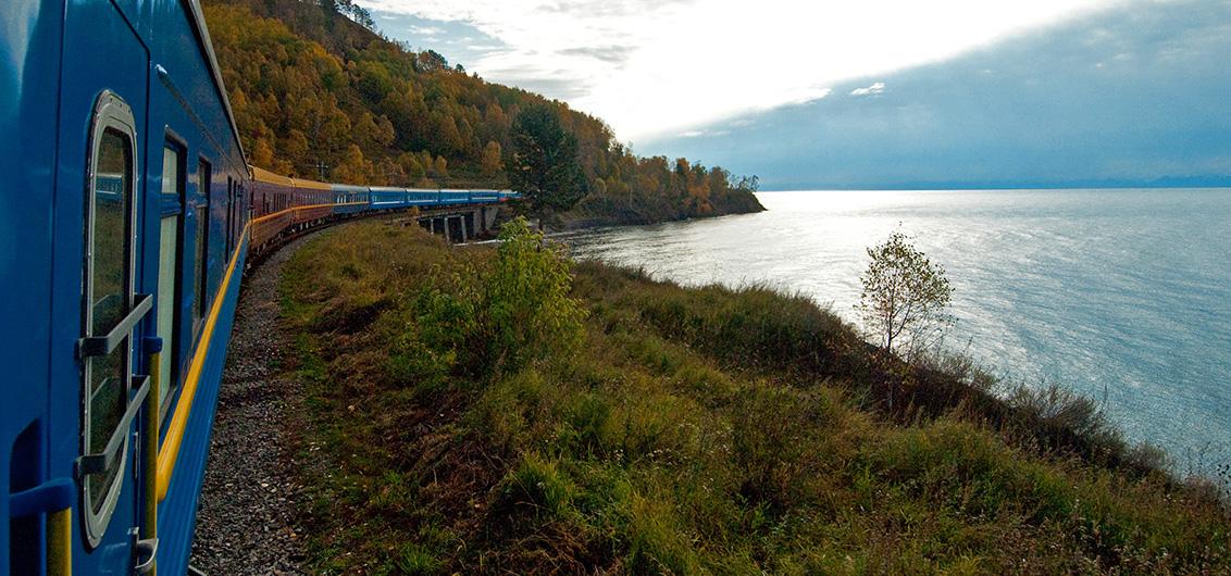 Zarengold: Baikalsee - Moskau