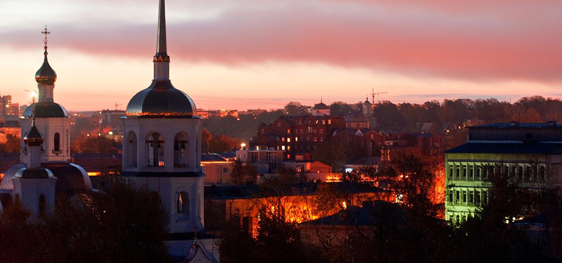 Day 9.  Irkutsk, Capital of Russia's Irkutsk Region