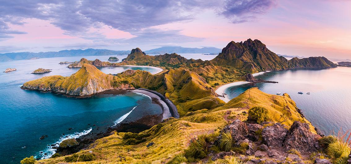 Reise in Indonesien, Indonesien