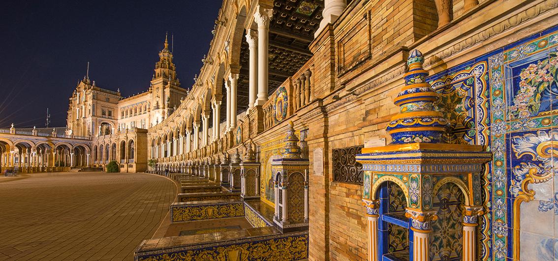 Day 8.  Seville