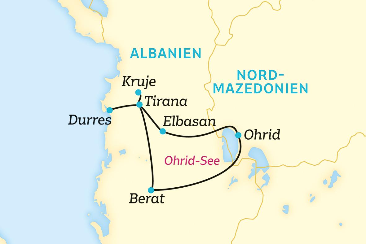 Versteckte Schätze am Rande des Balkans (2020/2021)