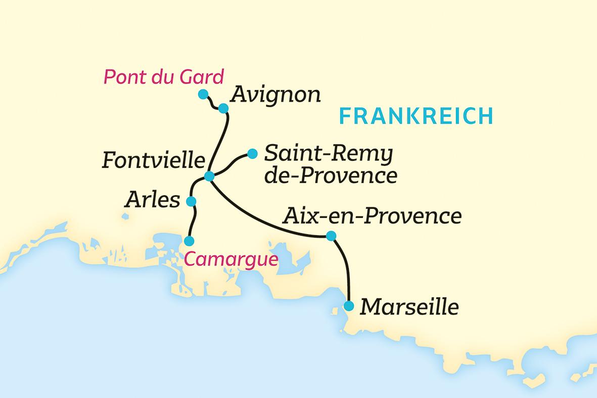 Gutes Kraut! Berauscht von der Provence (2020/2021)