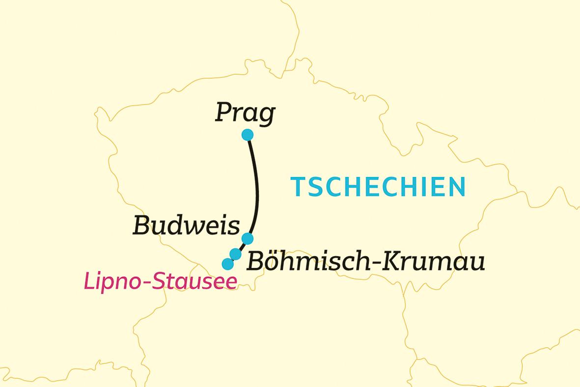 Böhmen, Bier und Bratensaft (2020/2021)
