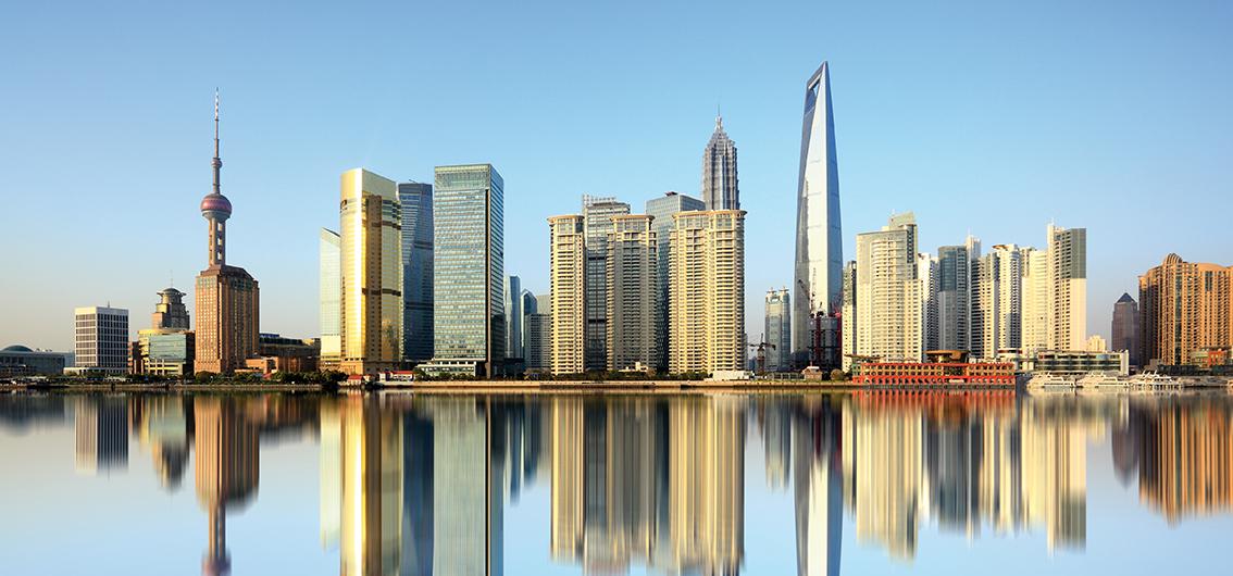 Reise in China, Shanghai - China