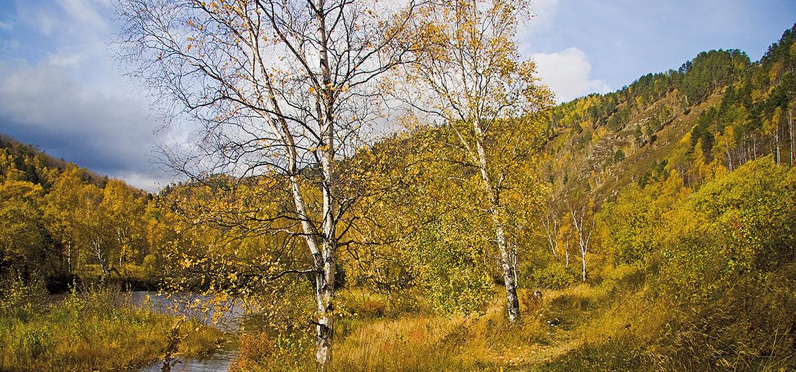 Day 10.  Through Siberia on the Tsar's Gold