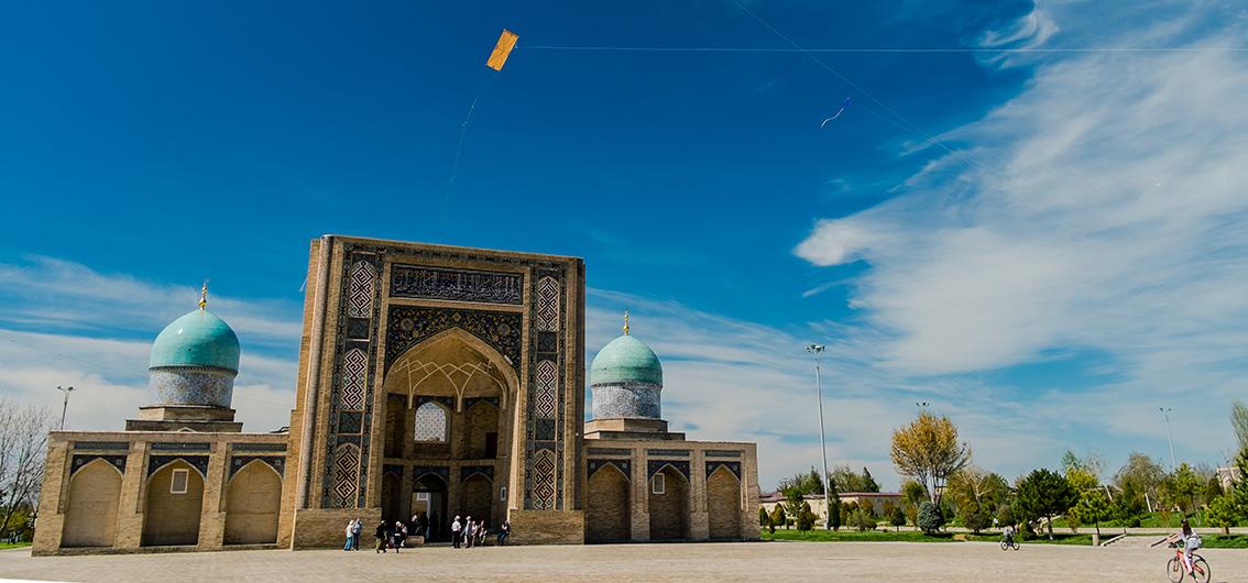 Day 4.  Tashkent, Capital of Uzbekistan