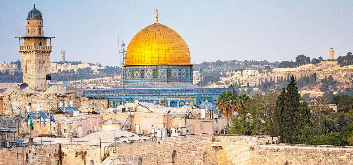 Israel: Tel Aviv und Jerusalem
