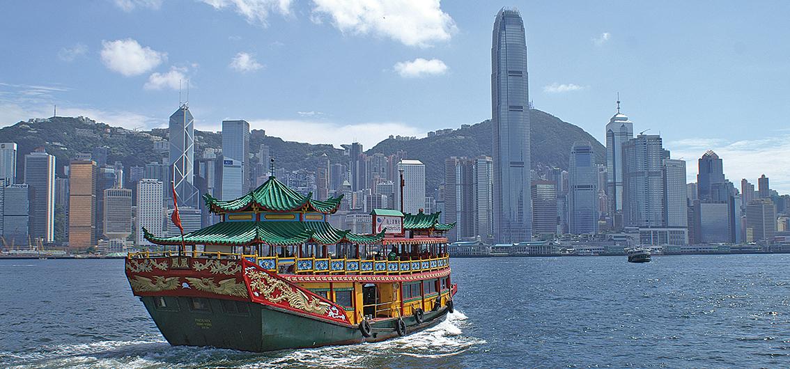 Hongkong, Yangtse-Kreuzfahrt und von Peking bis Moskau (2021)