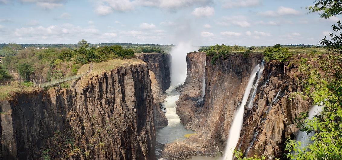 Day 2  Victoria Falls