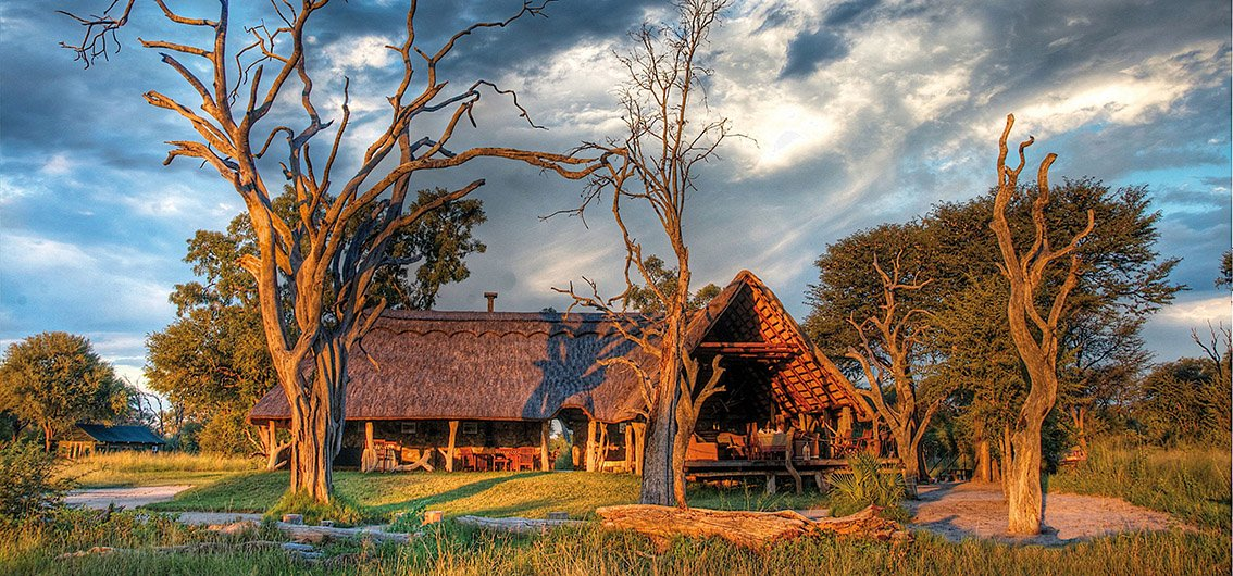 NaturIhre Lodge im Hwange-Nationalpark