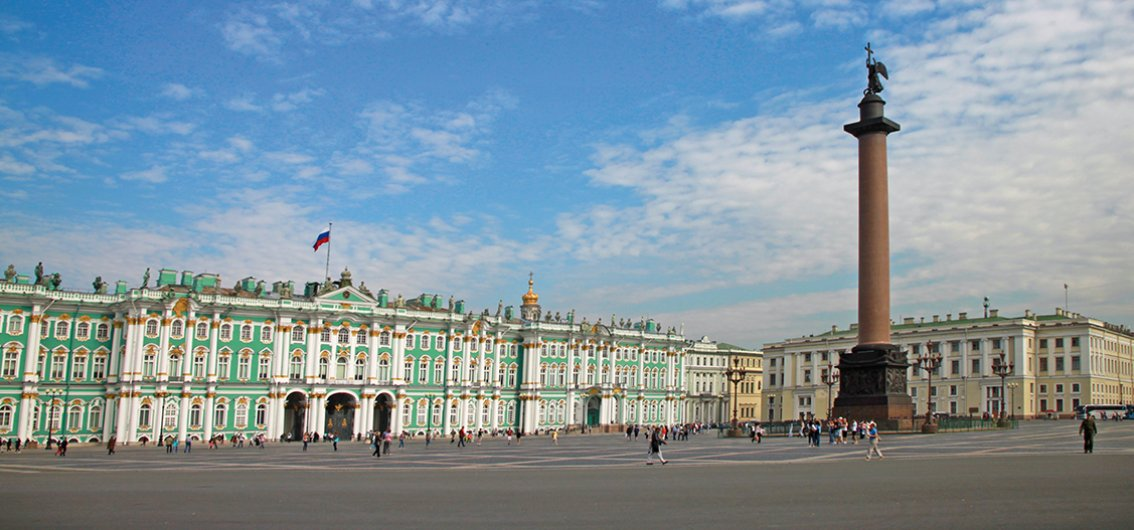 Winterpalast St. Petersburg