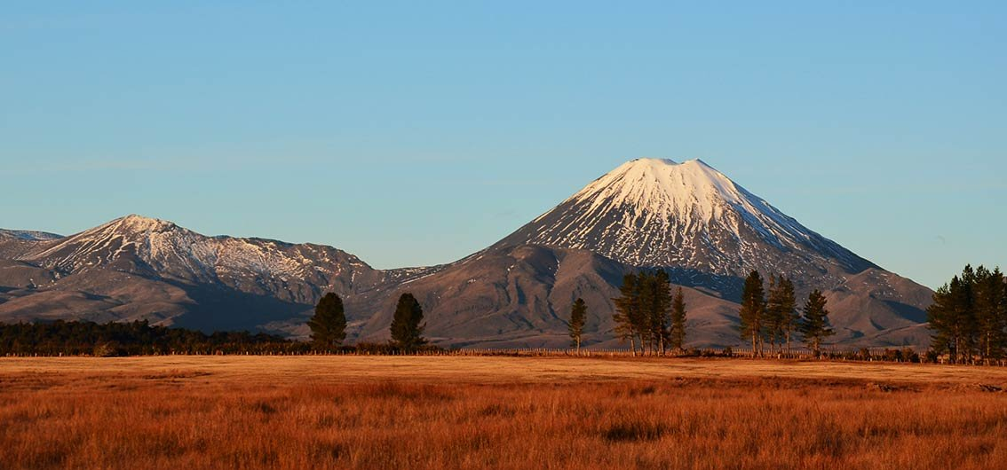 Tongariro-Nationalpark, Neuseeland
