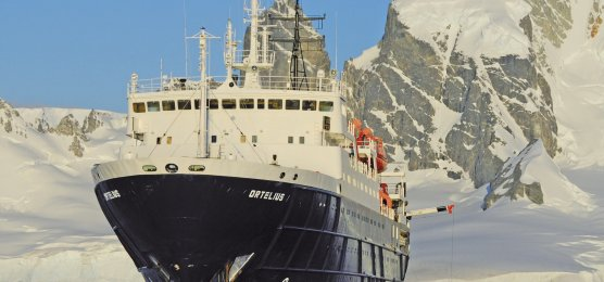 Spitzbergen-Expedition bis ins Packeis