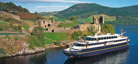 MV Lord of the Glens - Schottland
